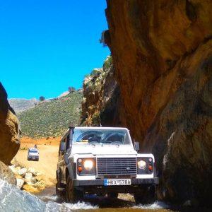 Land Rover Safari Club - Tripiti Route